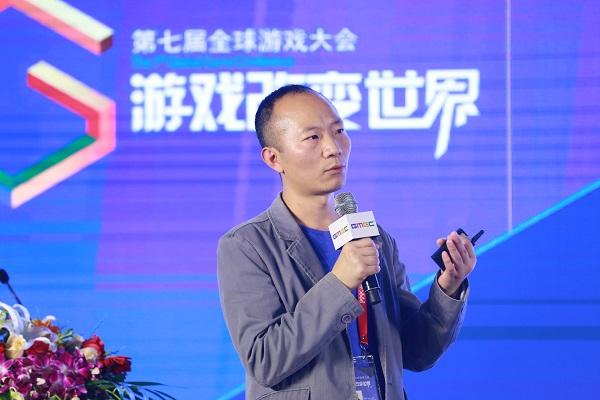 GMGC北京2018演讲|腾讯云商务副总经理杨万桃:腾讯云:连接 游戏 未来